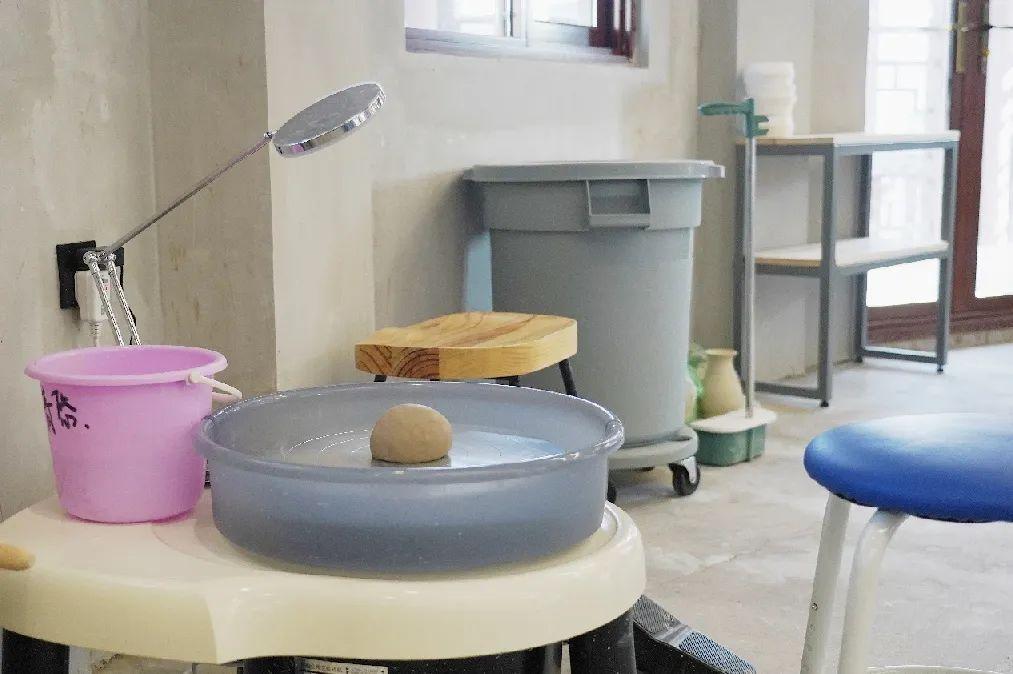 全蒙自设备最齐全126bet直营网的陶艺体验馆来啦~